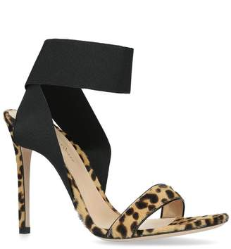 Gianvito Rossi Exotic Dionne Sandals