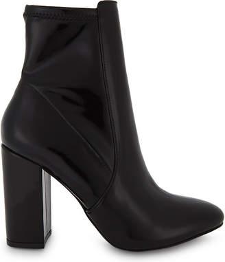 Aldo Aurella patent ankle boots