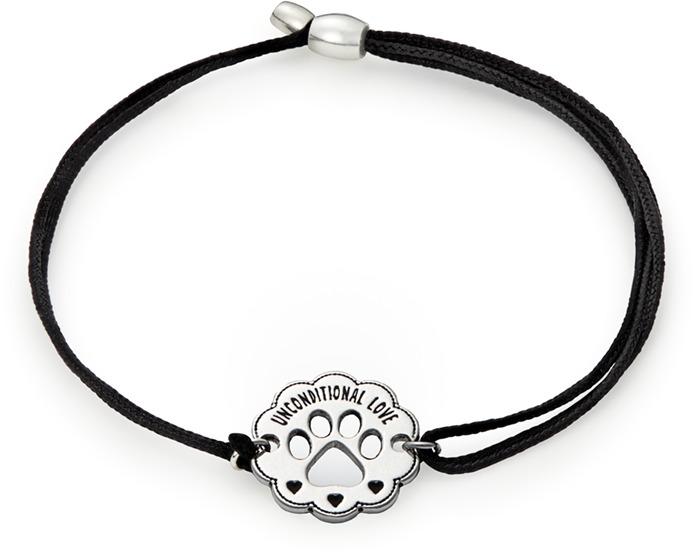 Unconditional Love Pull Cord Bracelet
