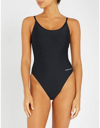 Calvin Klein Core Neo Cheeky swimsuit