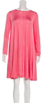 Rachel Comey Long Sleeve Tent Dress