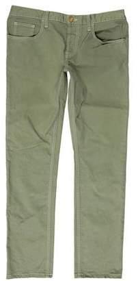 Gucci Flat Front Skinny Pants