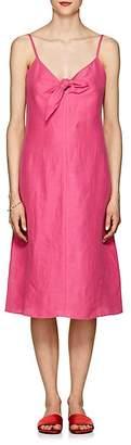 Simon Miller Women's Oriska Silk-Linen Dress