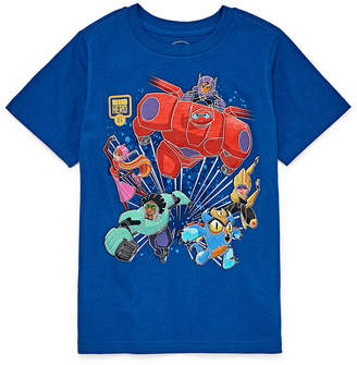 Disney Big Hero 6 Graphic T-Shirt Boys