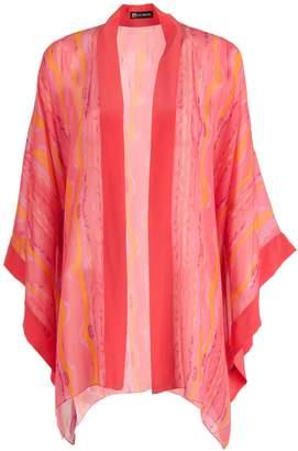 Liz Nehdi - Eleuthera Waves Silk Kimono