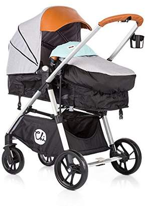 Chipolino Single Wheel CH Baby Stroller (Ritmo, Aqua)