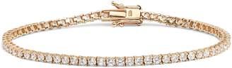 Loren STEWART Cubic Zirconia Tennis Bracelet