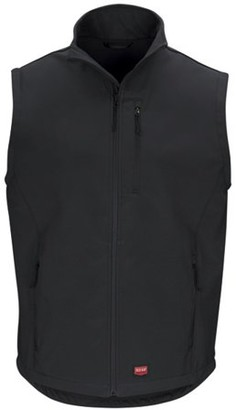 Red Kap Men's Soft Shell Vest