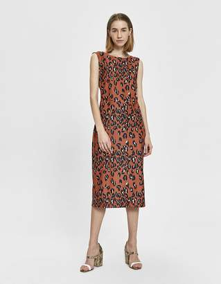 Rachel Comey Medina Leopard-Print Dress