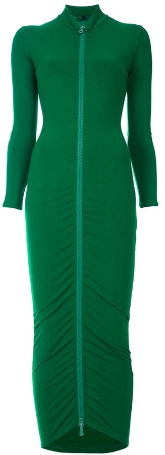 Jean Paul Gaultier Vintage zip dress