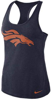 Nike Women's Denver Broncos Dri-Fit Touch Tank