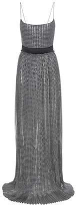 Stella McCartney Alexis printed silk dress