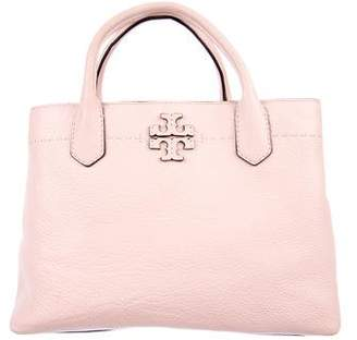 Tory Burch McGraw Triple-Compartment Satchel