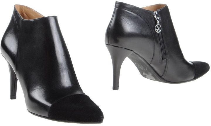 ARMANI JEANS Booties