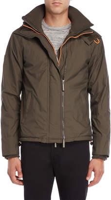 Superdry Hooded Arctic Alternate Zipper Jacket