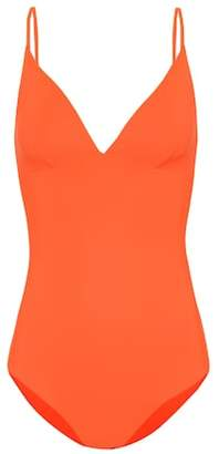 Tory Burch V-neck swimsuit