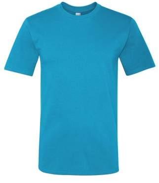 Ringspun Anvil 780 Men's Comfortable Shoulder Tape Combed Midweight T Shirt