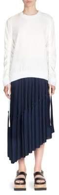 Kenzo Drawstring Pullover
