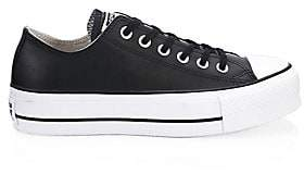 9b4940dbd44 Converse Lift Leather Platform Sneakers