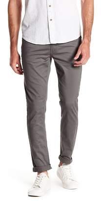 Tailor Vintage Stretch Sateen Slim Pants