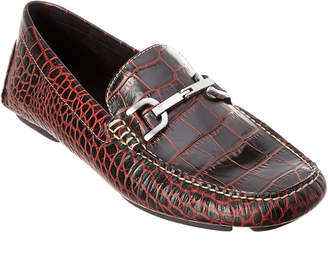 Donald J Pliner Men's Viro Leather Driving Loafer