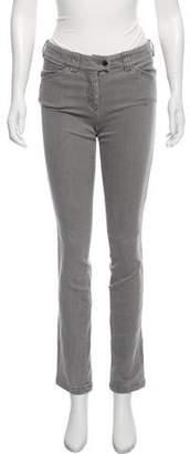 Balenciaga Mid-Rise Skinny Jeans