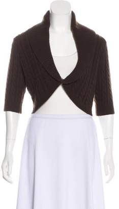 Michael Kors Cashmere Medium-Weight Cardigan Cashmere Medium-Weight Cardigan