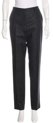 Lanvin Straight-Leg Wool Pants