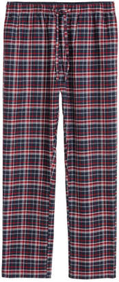 H&M Flannel Pajama Pants - Blue