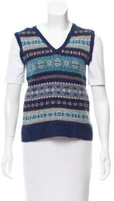 Molo Wool Sweater Vest
