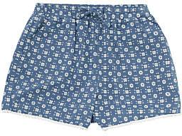 John Lewis Girls' Jersey Shorts, Blue