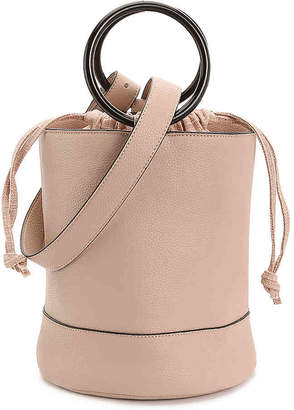 Urban Expressions Ring Handle Bucket Bag - Women's