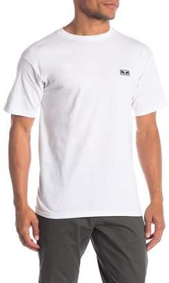 Obey Jumble Graphic Logo T-Shirt