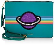 Marc Jacobs Marc Jacobs Rainbow Flat Crossbody Bag
