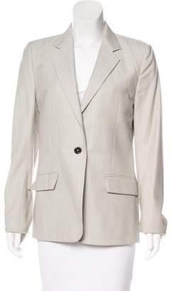Maison Margiela 2015 Wool Striped Blazer