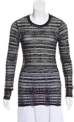 Isabel Marant Lace Long Sleeve Tunic