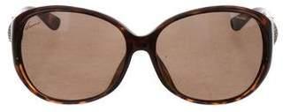 Gucci Horsebit Polarized Sunglasses