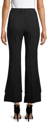 STYLEKEEPERS Simplistic High-Waist High-Low Pants