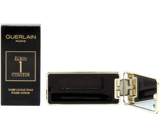 Guerlain .7Oz Flash Black Ecrin Colour Longlasting Eyeshadow