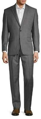 Lauren Ralph Lauren Classic-Fit Glen Plaid Wool Suit