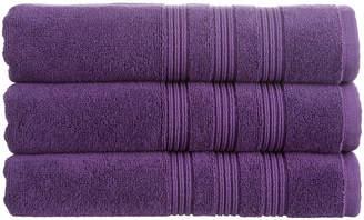 Christy Sloane Towel - Damson - Hand Towel