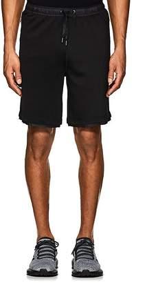 Barneys New York Men's Tech-Jersey Athletic Shorts