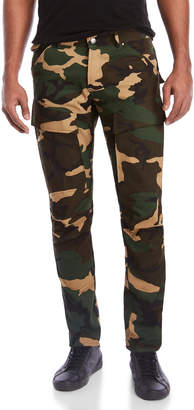 American Stitch Cargo Twill Slim Fit Pants