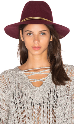 Michael Stars Gilded Rancher Wide Brim Hat $58 thestylecure.com