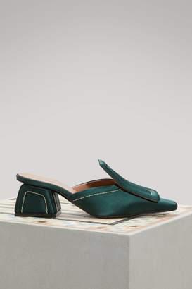Marni Heel slippers