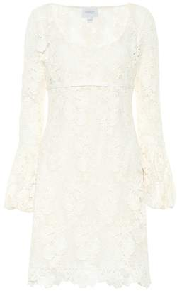 Giambattista Valli Lace minidress
