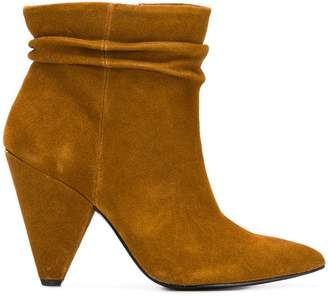 Liu Jo cone heel ankle boots