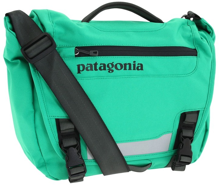 Patagonia MiniMass (Brilliant Green) - Bags and Luggage