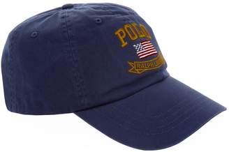 Polo Ralph Lauren Flag Baseball Cap