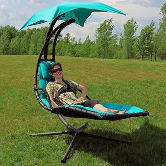 Freeport Park Macie Hanging Chaise Lounger